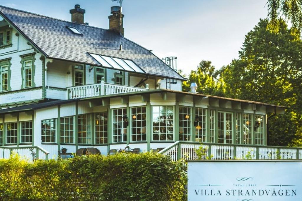 Villa Strandvägen